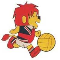 Willie, mascote da Copa do Mundo de 1966 na Inglaterra