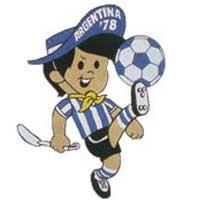 Mascote da Copa de 1978 na Argentina - Gauchito